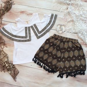 Boutique Girls 2pc Outfit